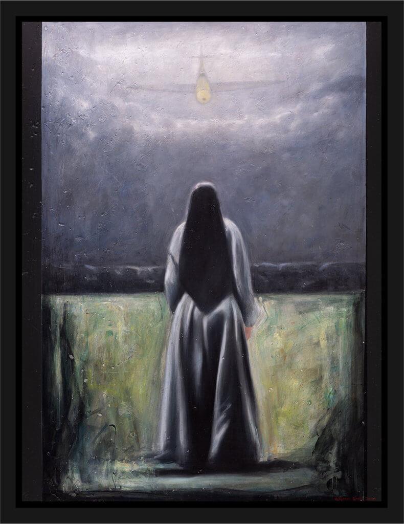 Søster Anna Maleri