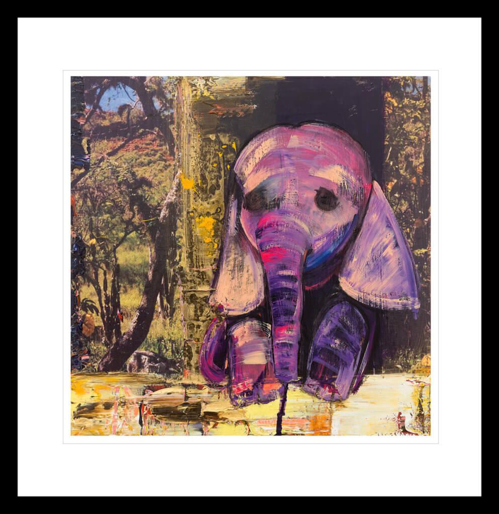 Mammas Elefant
